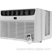 Frigidaire 10,000 BTU 115V Window-Mounted Compact Air Conditioner with Temperature Sensing Remote Control   568181697