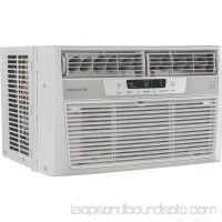 Frigidaire 6,000 BTU 115V Window-Mounted Mini-Compact Air Conditioner with Full-Function Remote Control in White   555202095