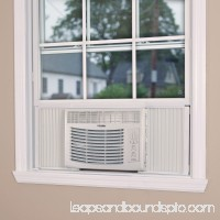 Haier HWF05XCR 5000 BTU Window-Mounted Air Conditioner