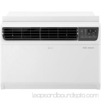 LG 18,000 BTU Dual Inverter Window Air Conditioner with Remote Control   568346273