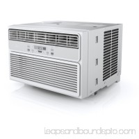 Midea EasyCool 8,000 BTU Window Air Conditioner with FollowMe Remote Control in White/Silver   566997952