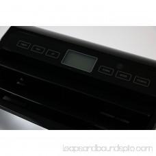 Amana 12,000 BTU Portable Air Conditioner with Remote Control in Silver/Gray 565272548