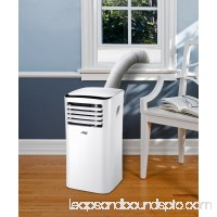Arctic King 6,000Btu Remote Control Portable Air Conditioner, White WPPH08CRN   566765825