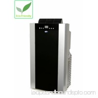 Eco-Friendly 14000 Btu Dual Hose Portable Air Conditioner With Heather