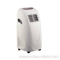 Global Air YPL3-10C 10,000-BTU 3 in 1 Portable Air Conditioner with Dehumidifier, Fan and Remote   551610457