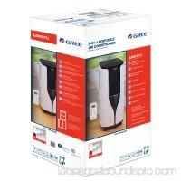 Gree 3-IN-1 250-SQ FT Portable Air Conditioner (115 Volt, 6,000 BTU) GRPE06SHR4W   565869087