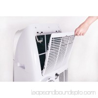 Honeywell 14,000 BTU Portable Air Conditioner with Heater in White/White (HL14CHESWW) with 1 Year Extended Warranty