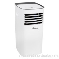 Impecca USA 8,000 BTU Portable Air Conditioner with Remote