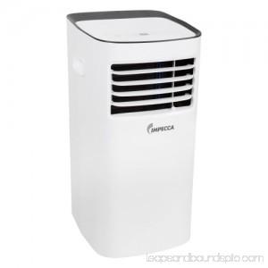 Impecca USA 8,000 BTU Portable Air Conditioner with Remote