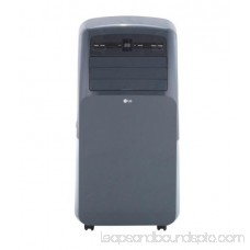 LG 12,000 BTU Portable Air Conditioner With Dehumidifier, Remote, Window Kit, Factory-Reconditioned 553280038