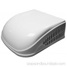 Air Conditioner Shroud - Dometic, Brisk Air II, Polar White