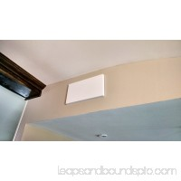 "ELIMA-DRAFT&#174; 4-IN-1 INSULATED MAGNETIC VENT COVER FOR HVAC <b>RECTANGULAR&#160;VENTS</b> 12"" X 6"" TO 14"" X 8""   555623352"