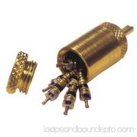 ROBINAIR 13145 Valve Core Removal Tool,Brass,1/4 G7113429