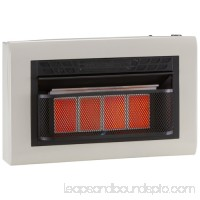 Cedar Ridge Recon Dual Fuel Ventless Infrared Heater - 4 Plaque
