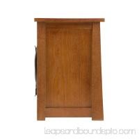 Haier Furniture 5,100 BTU Heater, Black/Wood   554887565
