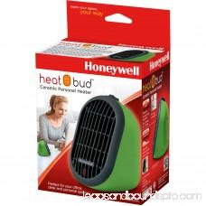 Honeywell Heat Bud Ceramic Heater Green, HCE100G 554610067