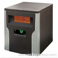 Lifesmart Lifezone ZCHT1013US 6-element inf heater Black and Grey - NEW