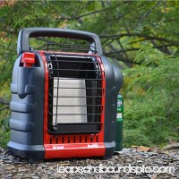 Portable Buddy Heater, 9K Btu, Propane 553685100