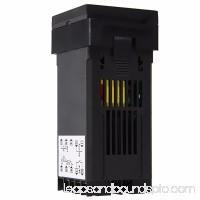 100-240V Digital PID REX-C100 0 to 400℃ Temperature Controller Control + max.40A SSR + K Thermocouple Probe 1300 Degree Probe