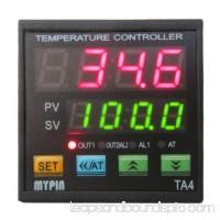 AGPtek Dual Digital F/C PID Temperature Control Controller TA4-SSR With 2 Alarms 567158914