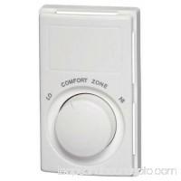DAYTON 3UH07 Thrmostat, Wall, 120/208/240/277, Bsbrd Htr