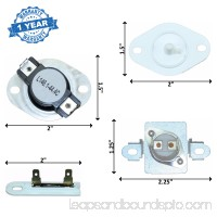Supplying Demand 279973 Dryer Thermostat Kit 3392519 Fuse 8577274 Thermistor