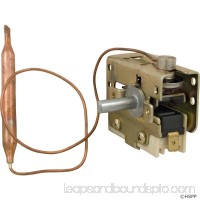 """Thermostat, Invensys, 5/16"""", 12"""", SPST, 25A"""