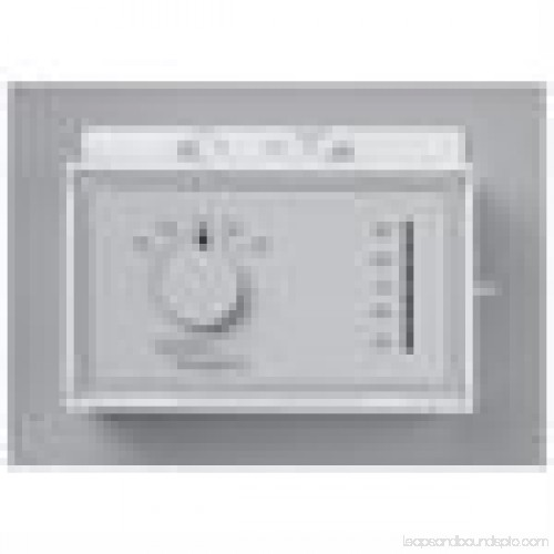 White-Rodgers Mercury-Free Universal Mechanical Thermostat