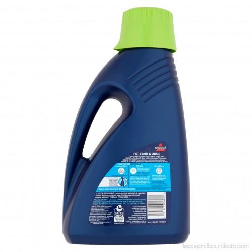 Bissell Pet Stain Amp Odor Detergent 60 Fl Oz 001592839