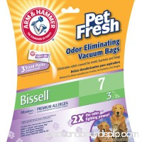 Bissell Style 7 Pet Fresh Bag Pkg   001592741