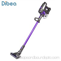 Dibea F6 2-in-1 Lightweight Handheld Cordless Stick Vacuum Cleaner for Pet Hair Hard Floor, Purple