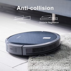 Diggro Robot Vacuum Cleaner with Plan Cleaning, 1400Pa Max Suction (Upgraded Recharging & Carpet Performance) D300 Navigation Robotic Vacuum for Pets, Clean Hard Floors and Low-pile Carpets