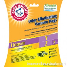 Hoover Type Y&Z Premium Allergen Bag Pkg 001599489