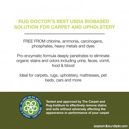 Eco-Friendly Carpet Cleaning Solution