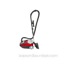 Atrix Canister HEPA Vacuum, Red   554368144