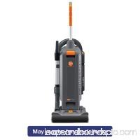 "HushTone Vacuum Cleaner with Intellibelt, 13"", Orange/Gray, Sold as 1 Each"