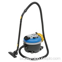 Mastercraft HEPA Canister Vacuum, Lot of 1