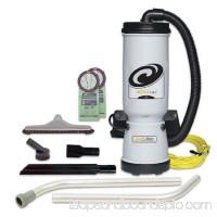 ProTeam Backpack Vacuum MegaVac 10 Quart