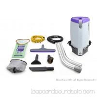 Proteam Super Coach Pro 10 QT Backpack Vacuum Cleaner   557428988