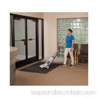 PROTEAM Upright Vacuum,HEPA,120V,18 lb.,3.25 qt. 107330