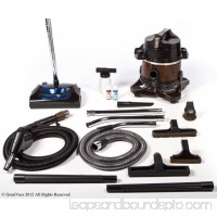 Reconditioned Rainbow Canister Bagless Pet D4 SE Vacuum Cleaner With extras 5 year warranty and new head