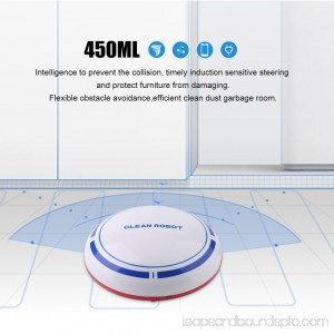 Automatic Cleaning Sweeper Robot Mute Vacuum Sweeping Machine 569879704