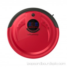 bObsweep Standard Robotic Vacuum Cleaner and Mop, Rouge 556386581