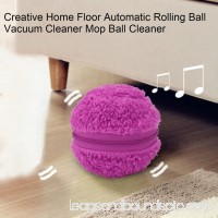 Creative Home Floor Automatic Rolling Ball Vacuum Cleaner Mini Size Mocoro Microfiber Robotic Mop Ball Cleaner