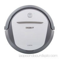Ecovacs Deebot M80 Pro Robotic Vacuum Cleaner for Bare Floor (Gray) (Certified Refurbished)