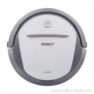 Ecovacs Deebot M80 Pro Robotic Vacuum Cleaner for Bare Floor (Gray) (Certified Refurbished)