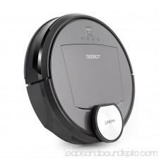 Ecovacs DEEBOT Pro R98 Robotics Bagless Wet Dry Multi Surface Vacuum, Black