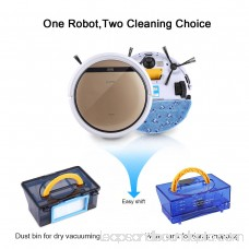 ILIFE V5S Pro Smart Robotic Vacuum Cleaner Cordless Dry Wet Sweeping Cleaning Machine