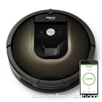 iRobot Roomba 980 Wi-Fi Connected Robot Vacuum w/Manufacturer's Warranty   556902688