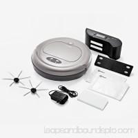 KOBOT Slim Series Robot Vacuum (RV351), Gun Metal w/ Scheduling 565863706